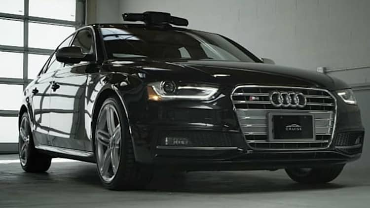 Startup will make your Audi A4 self-driving for $10k [w/video]