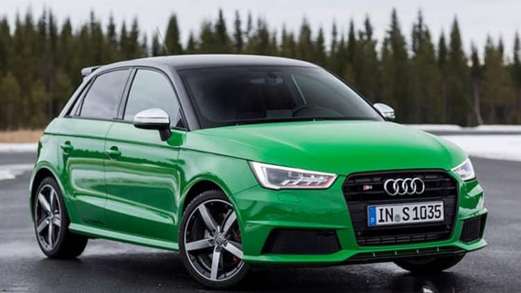 2014 Audi S1 Quattro [w/video]