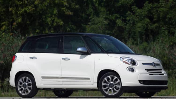 2014 Fiat 500L Review