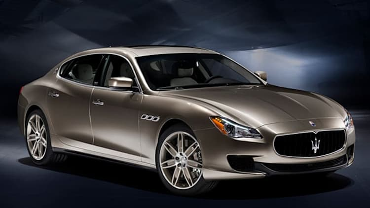 Maserati confirms mystery concept, Zegna edition QP for Geneva