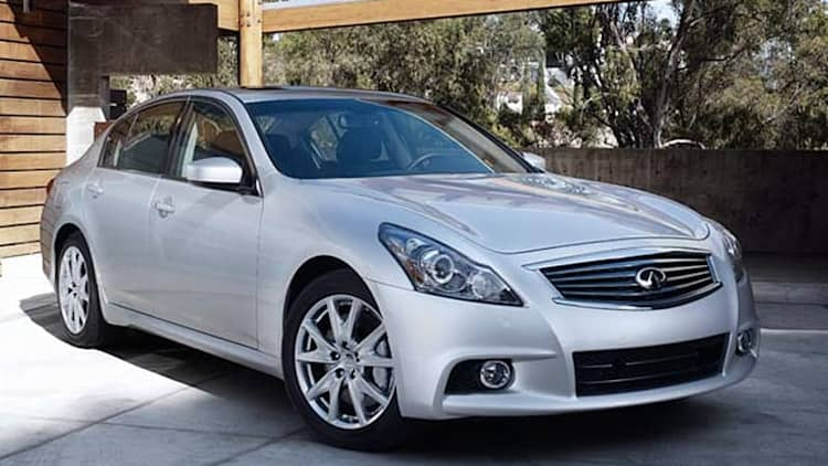 Infiniti G37 to be renamed Q40; new flagship sedan confirmed