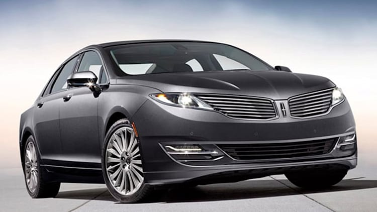 Lincoln bringing in MKZ Hybrid over rollaway risk