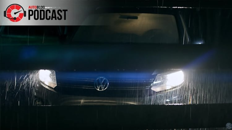 Volkswagen's latest ad is not subtle   Autoblog Podcast #509