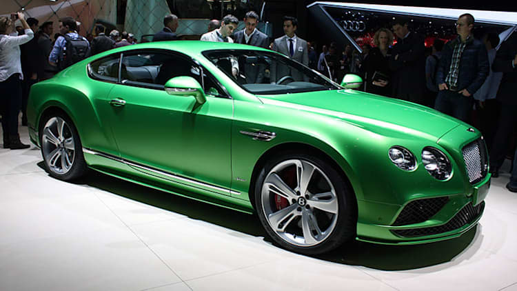 2016 Bentley Continental GT keeps it fresh for another dozen years [w/video]