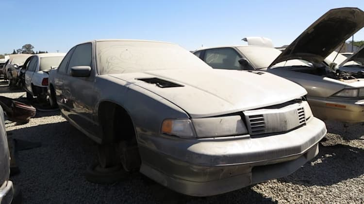 Junkyard Gem: 1992 Chevrolet Lumina Z34