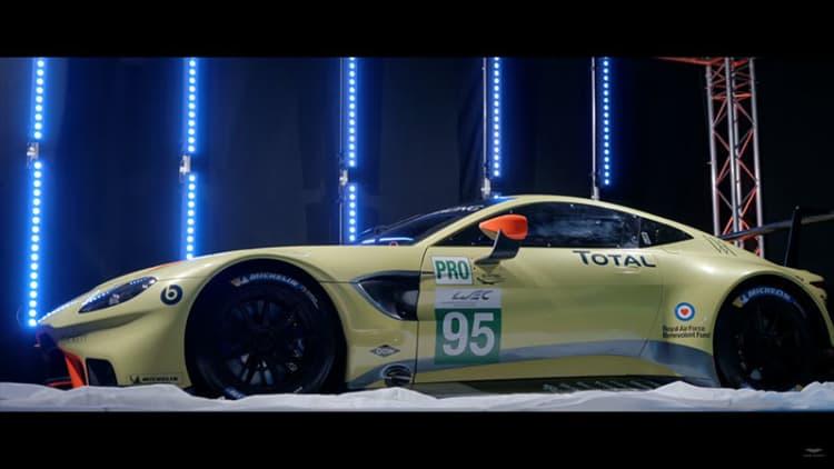 Aston Martin documentary tells development story of Vantage GTE racer