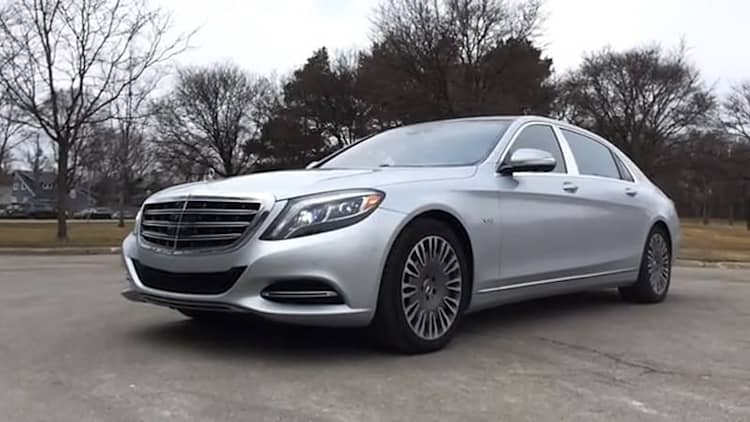 Daily Driver: 2016 Mercedes-Maybach S600
