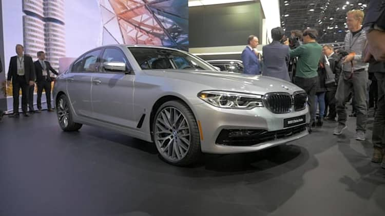BMW expands 5 Series range with M550i xDrive and 530e iPerformance