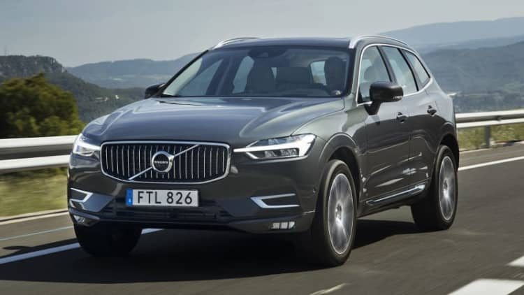 volvo xc60 news and reviews - autoblog
