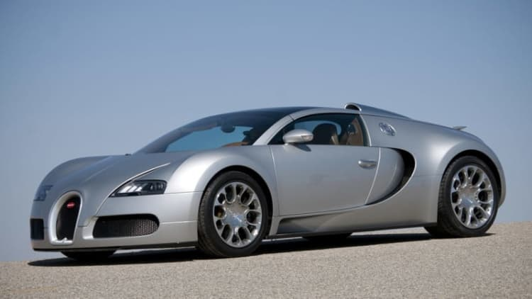 Even the Bugatti Veyron is subject to recalls