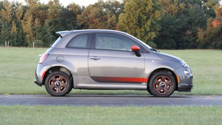 FCA recalls Fiat 500e to fix cruise control