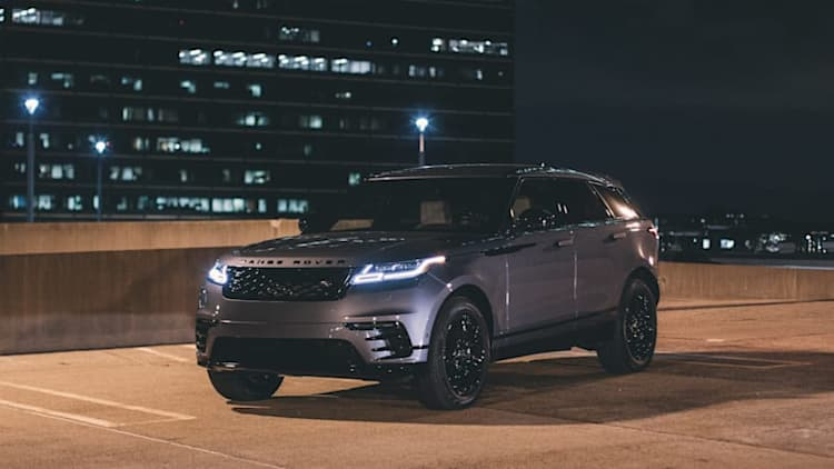 2018 Range Rover Velar Drivers' Notes | Don't worry, we're in no hurry