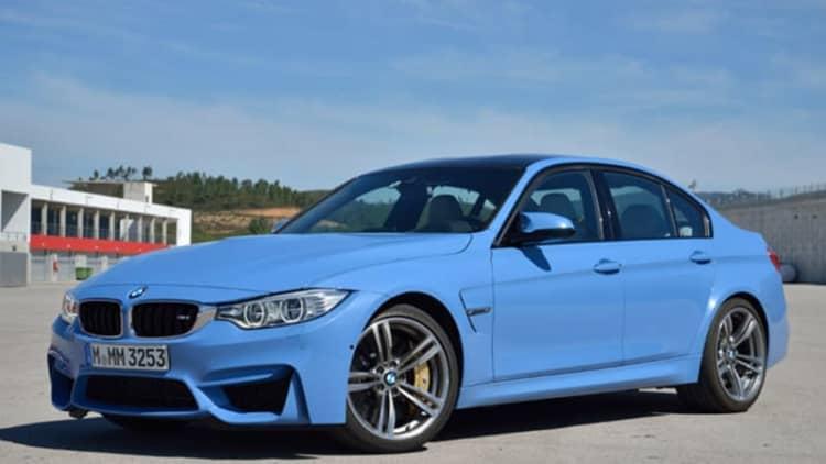 2015 BMW M3 Sedan First Drive