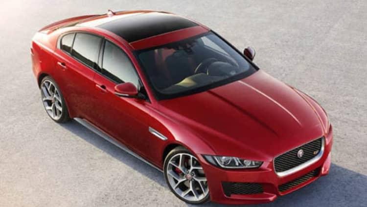 Jaguar details new Ingenium four-cylinder engines [w/video]