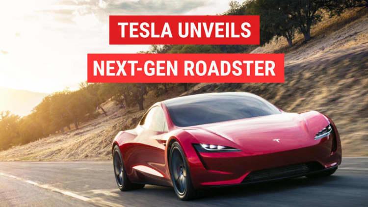 Tesla Roadster | 0-60 mph in 1.9 seconds!