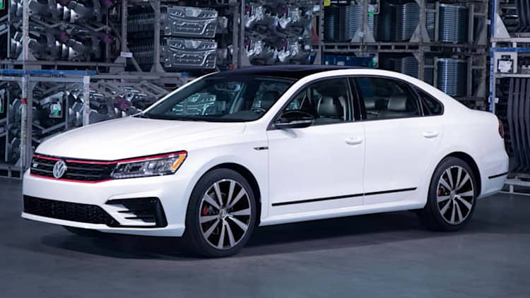 VW drops VR6 from Passat, only two trim levels available