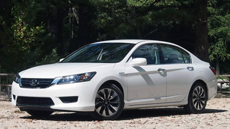Honda Accord Hybrid Falls Well Short Of 47 MPG, Says Consumer Reports