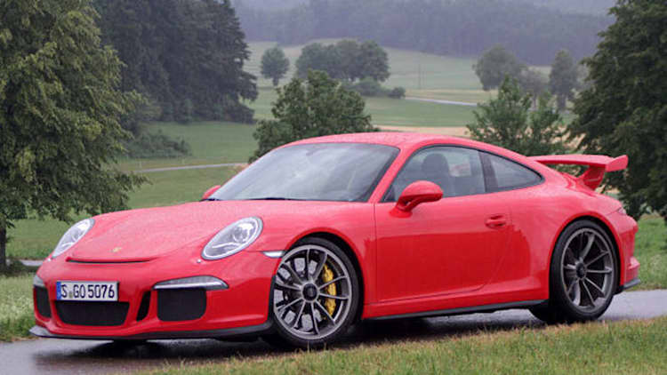 UK Porsche GT3 owners are irked that other countries are getting better deals