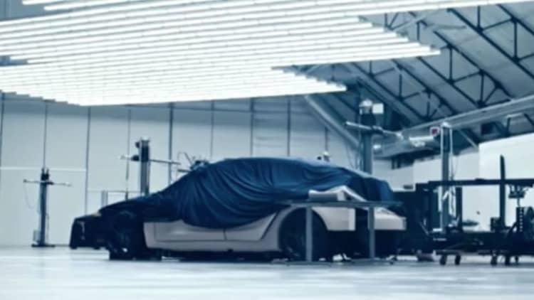 Tesla video teases Model Y, shows Roadster cockpit in action