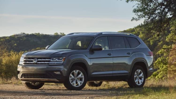 2018 VW Atlas SEL V6 Quick Spin Review