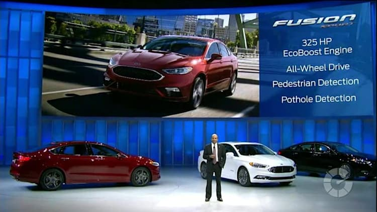 Ford Press Conference   2016 NAIAS Live