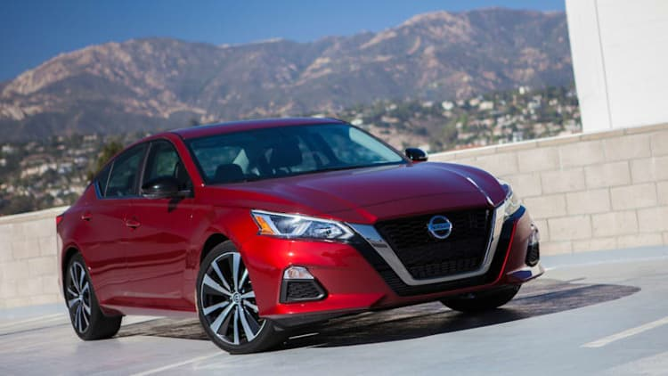 2019 Nissan Altima First Drive Review | A sedan for a new generation
