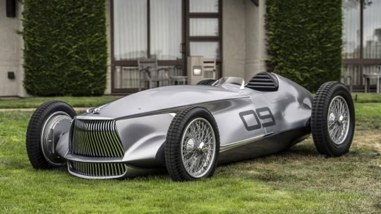 Infiniti EV coming in 2021