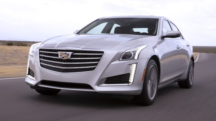 If Cadillac's smart, the CT5 will be a CTS without baggage