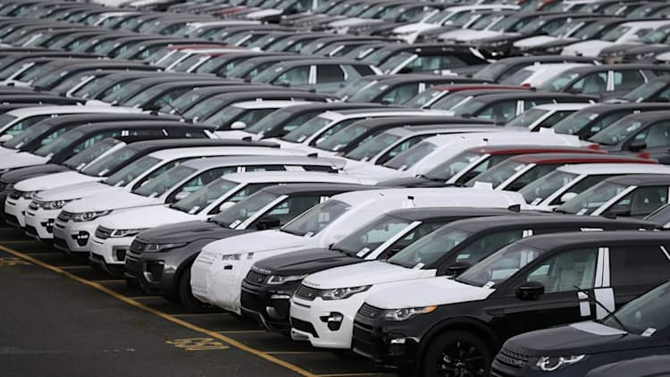 Jaguar Land Rover to cut output and jobs due to Brexit, diesel slump