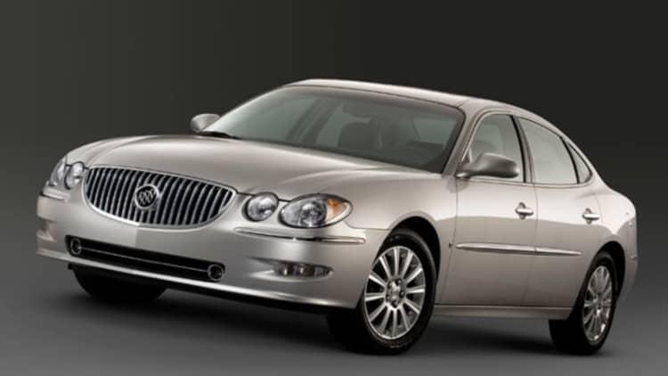 GM recalling 316k vehicles due to headlamp faults