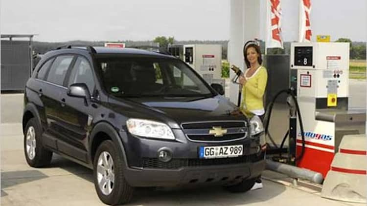 Chevrolet offers free LPG conversions in Germany