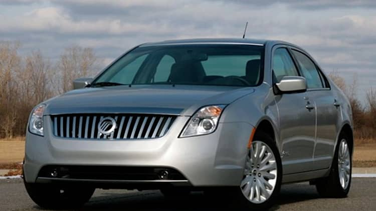 Review: 2010 Mercury Milan Hybrid
