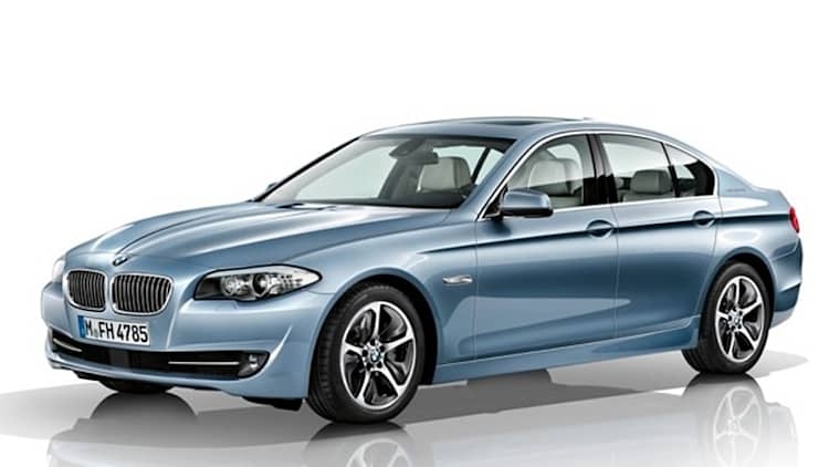 BMW ActiveHybrid 5 coming to the U.S. next spring