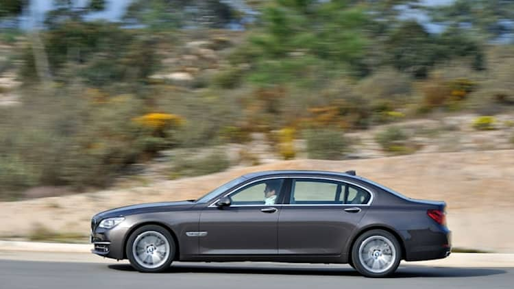 BMW 7 Series Hybrid: 14% better efficiency = $10,700 more money