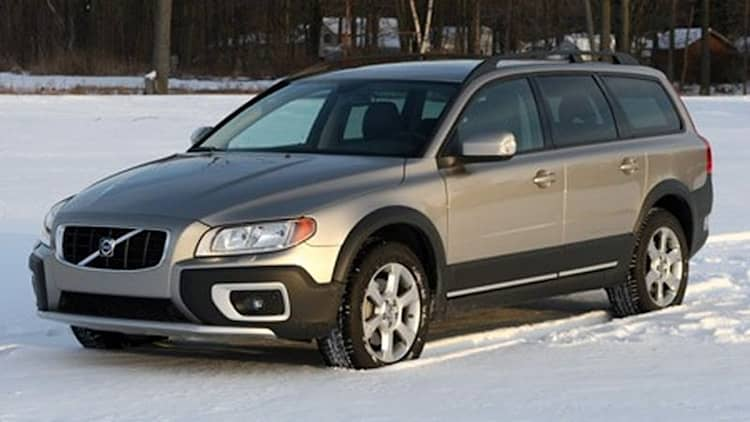 Review: 2008 Volvo XC70 [w/VIDEO]