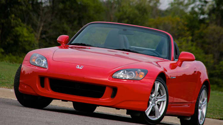 Review: 2009 Honda S2000 is a champ to the end
