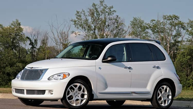 Review: 2009 Chrysler PT Cruiser is a tarnished Golden Oldie