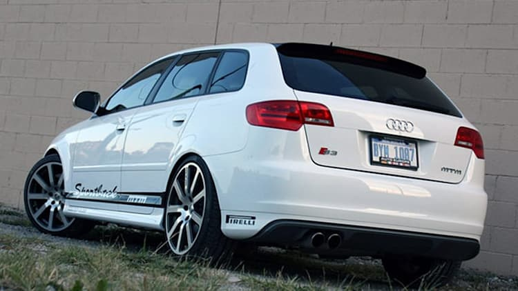 Review: 2009 MTM Audi A3 Sportback is a singular sport (with) utility