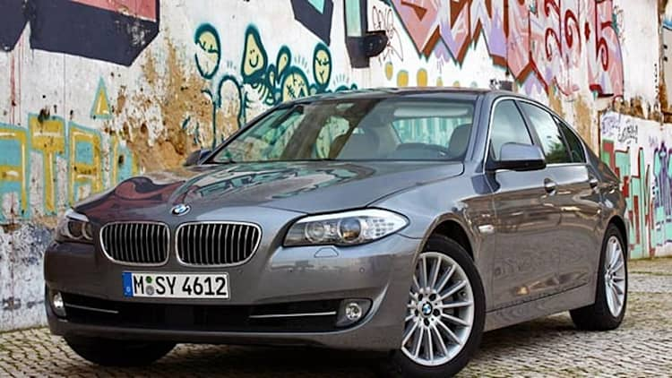 First Drive: 2011 BMW 5 Series is a smooth operator