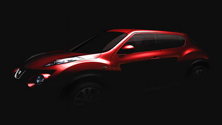 Nissan's Qazana-based Juke shucks and jives its way out of the darkness, headed for Geneva