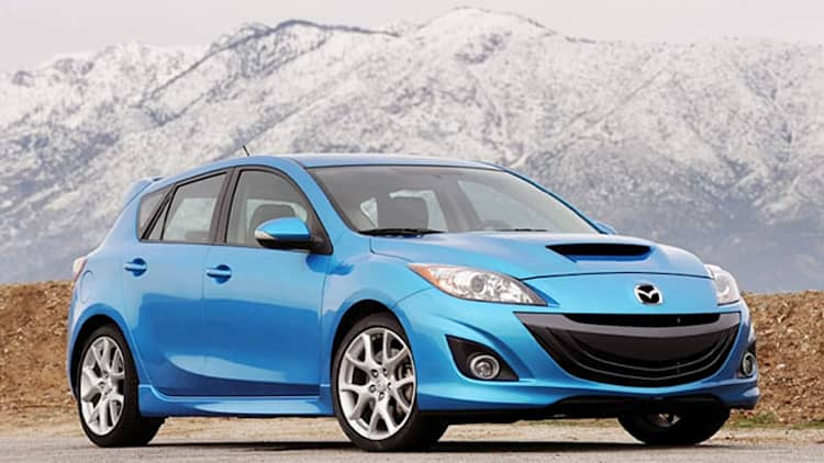 Review: 2010 Mazdaspeed3 is sitting on the bubble