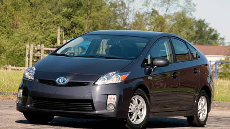 Chicago 2010: Bad Timing Dept. - Prius <i>MotorWeek</i> Drivers' Choice winner; Toyota declines JDM award