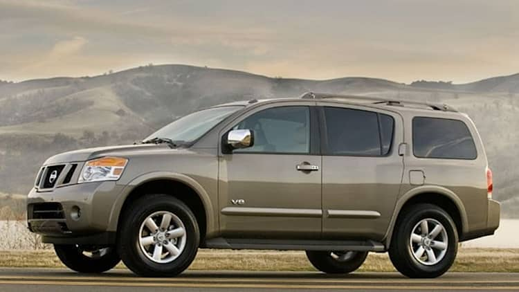 Nissan recalls 540,000 vehicles for brake pedal pin, fuel gauge problems