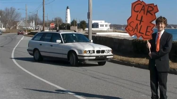 Video: Best used car classified ad ever?