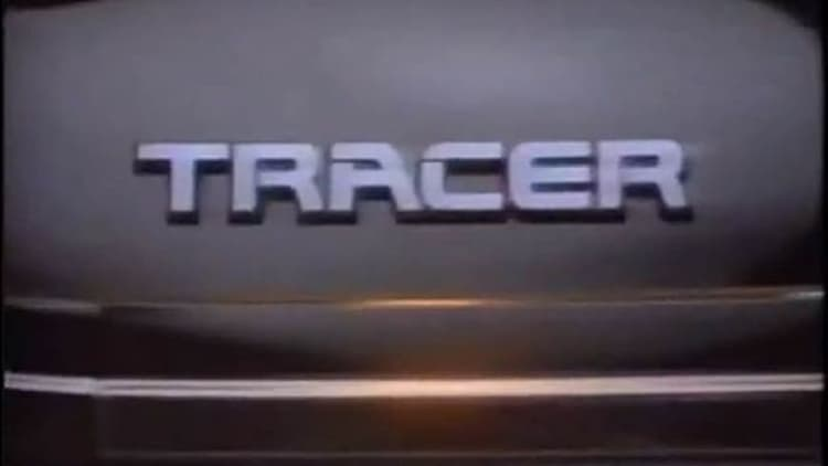 Video: Memory Jog - Revisiting the Mercury Tracer