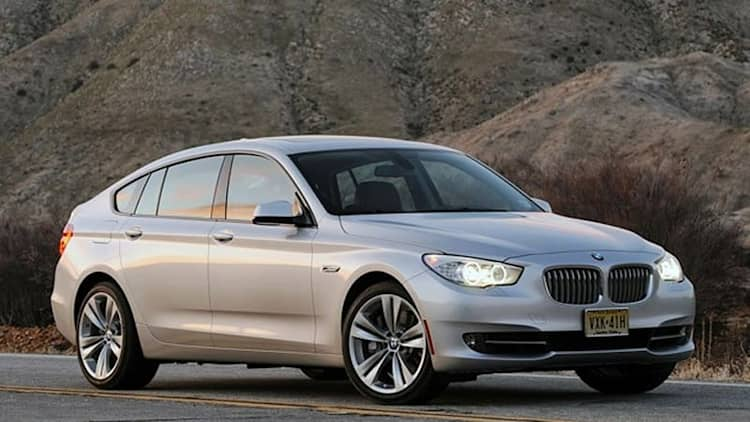 Report: Slow early sales have BMW thinking 5GT should've launched with six-cylinder
