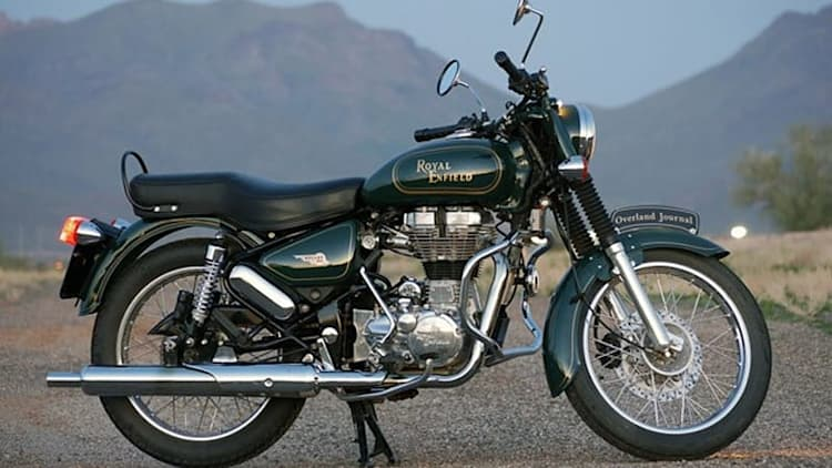 Review: 2010 Royal Enfield G5 Classic is a real-world time machine
