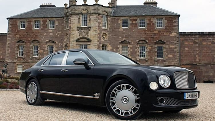 First Drive: 2011 Bentley Mulsanne is modern luxury with a strong sense of history