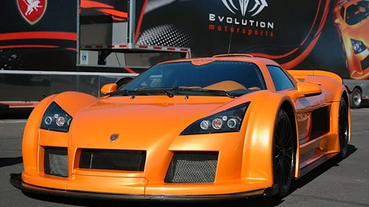 First Drive: The Gumpert Apollo is a near-mythological, utterly fantastical beast