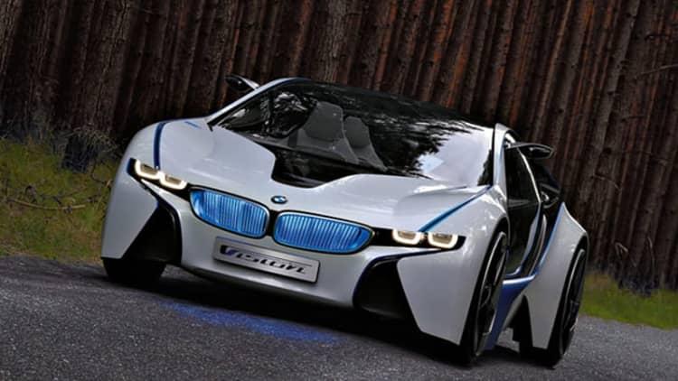 Rumormill: BMW developing M8 hybrid sports car